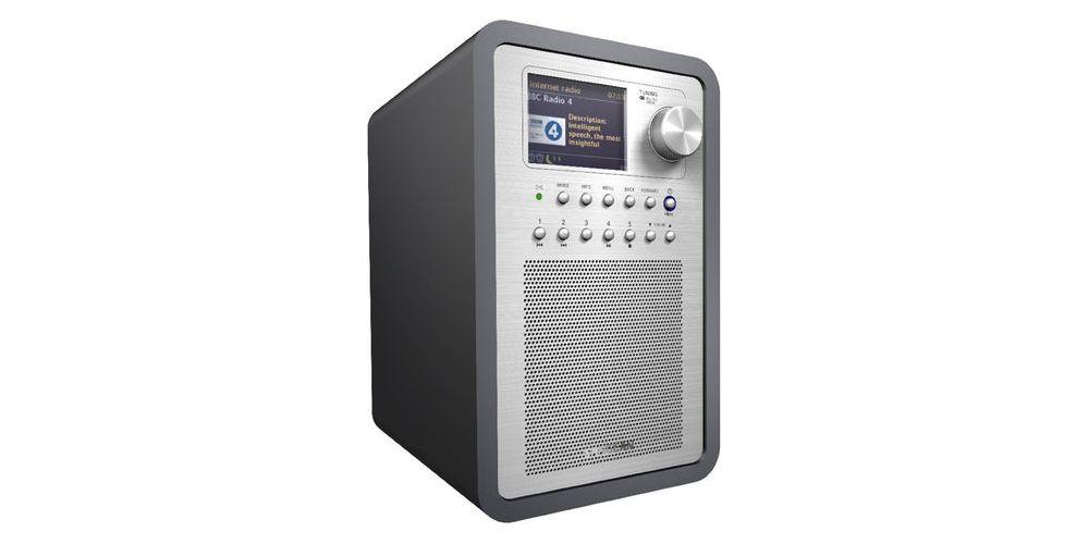 sangean wfr70 radio internet dab pantalla tft lcd alta calidad