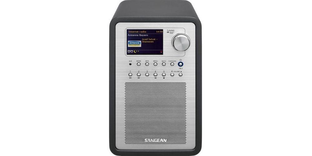 sangean wfr70 radio internet dab pantalla tft lcd wifi