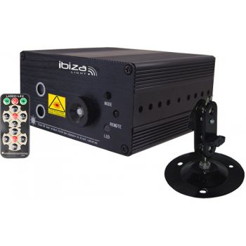 Ibiza Light LAS160P 160mW Mini Firefly Laser