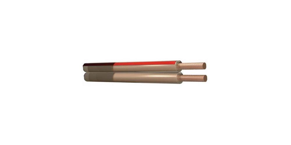 PD Connex Cable paralelo altavoz transparente, 2 x 1.5mm, 15A, 100m 801882
