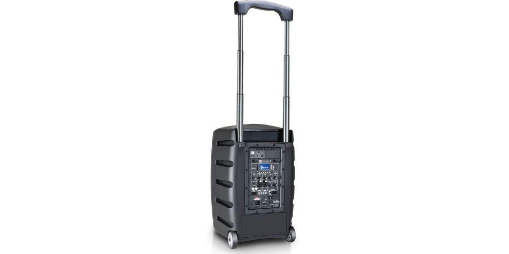 trasera altavoz portatil LDsystems RBUD10B5