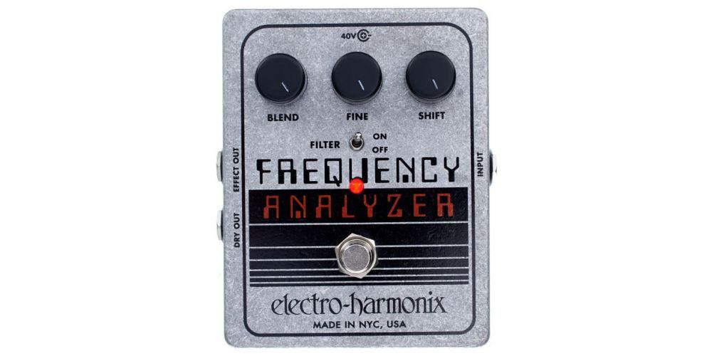 electro harmonix xo frequency analyzer 3