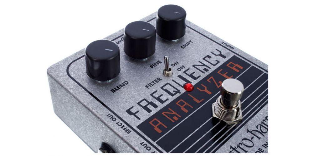 electro harmonix xo frequency analyzer 4
