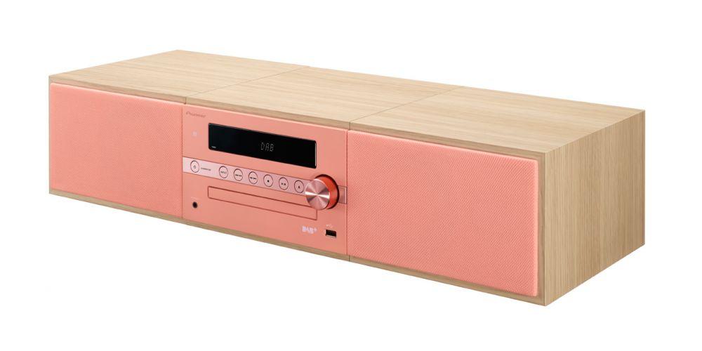 pioneer x cm56d rosa