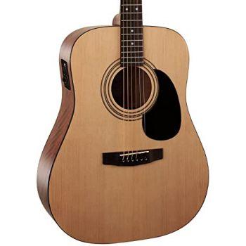 Cort AD810E-OP Guitarra Acústica Electrificada Openpore Natural