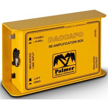 Palmer MI DACCAPO Caja de Reamplificación
