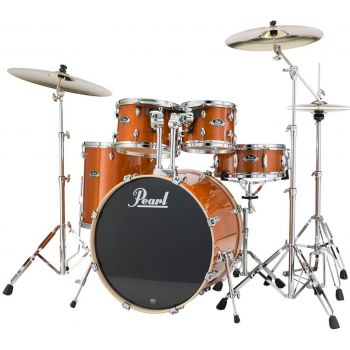 Pearl Export Lacquer Fusion EXL725F Honey Amber