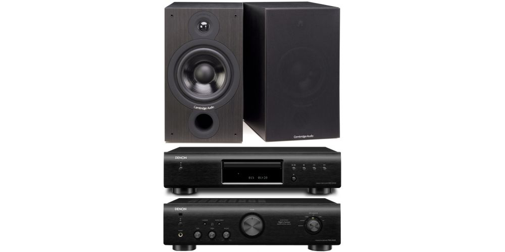 denon pma 520 black cambridge sx60 black