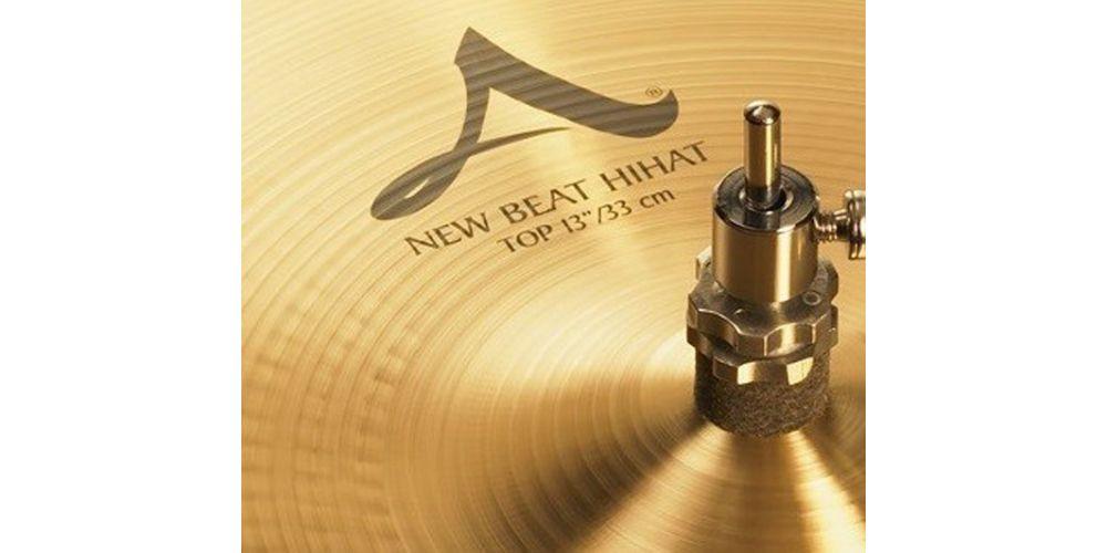 Comprar zildjian newbeat 13 hihat logo