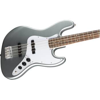 Fender Squier Affinity Jazz Bass LRL Slick Silver