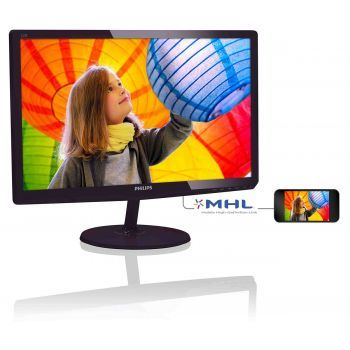 PHILIPS 227E6LDAD/00 Monitor LED de 22 Full HD