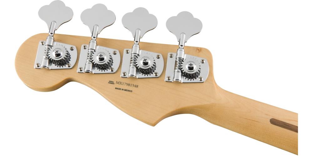 Fender Player Series Jazz Bass MN PWT mastil back