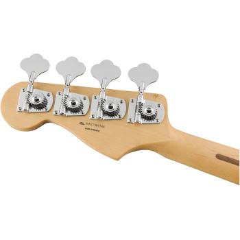 Fender Bajo Eléctrico Player Jazz Bass MN Polar White