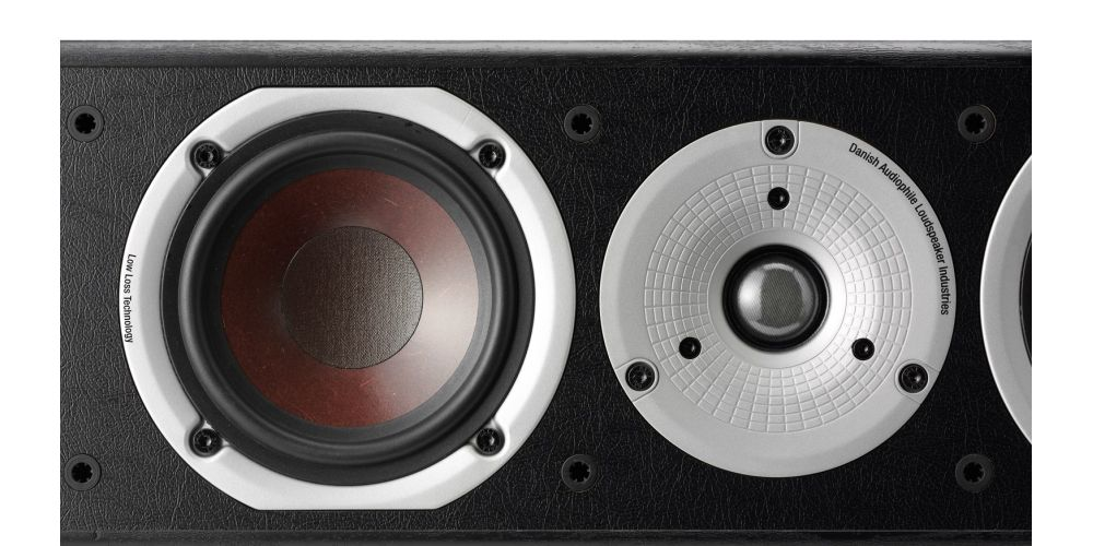 dali spektor vokal woofer tweeter