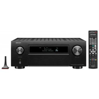 DENON AVC-X6500H BK amplificador Audio-Video Alta Definicion
