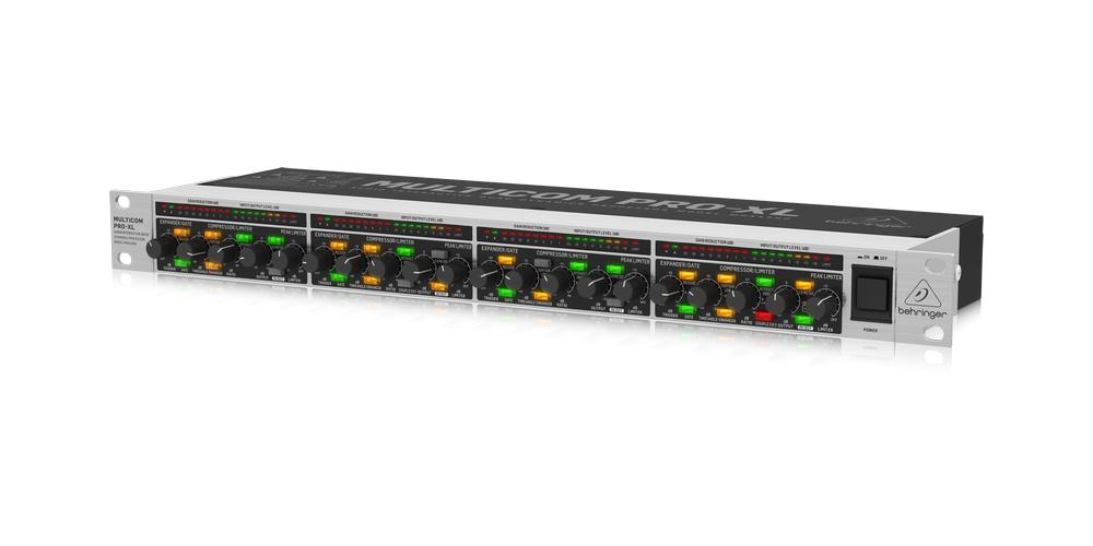 MDX4600 V2 BEHRINGER REAR