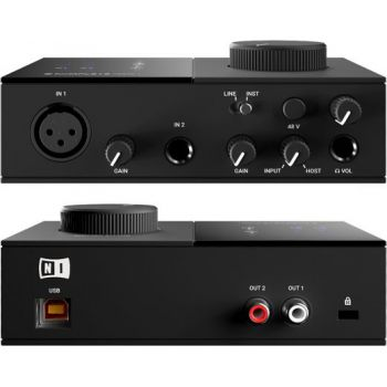 Native Instruments Komplete Audio 1 Interface de Audio