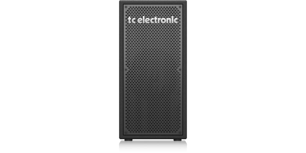 TC ELECTRONIC BC208 ALTAVOZ BAJO FRONT