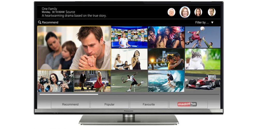 tx32fs350e tv panasonic 32 smart