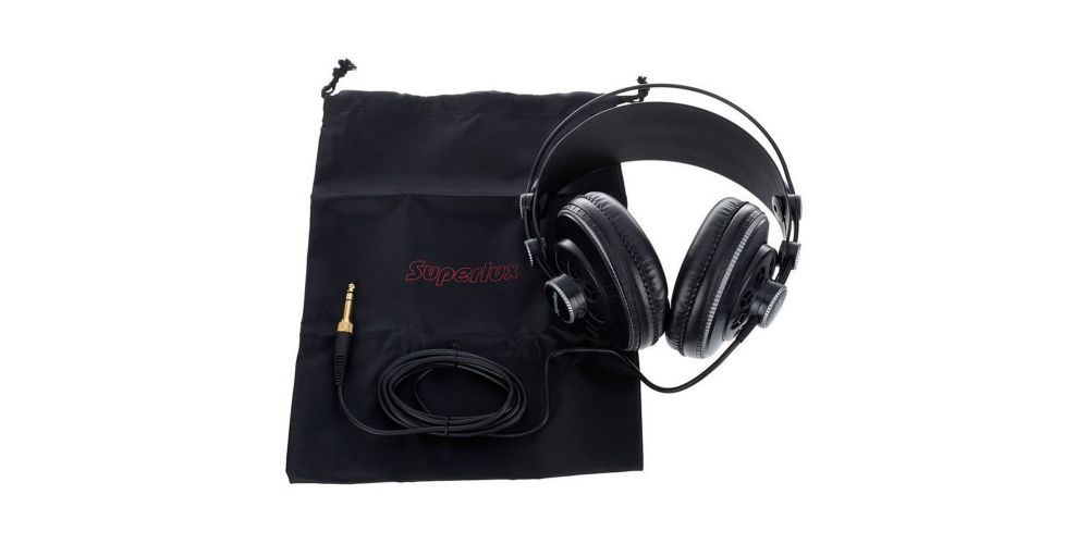 superlux hd 681b acceosrios