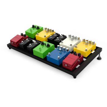 Monkey Loop Spider 60 Pedalera Soporte Pedales Guitarra Efectos + Bolsa