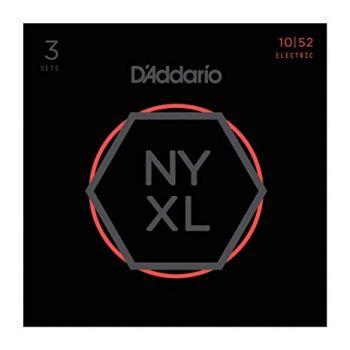 D Addario NYXL1052 Regular Light (10-52) Juego de cuerdas para guitarra eléctrica