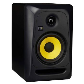 KRK CL5G3 Black Monitor Amplificado Edición Limitada