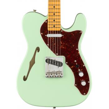 Fender American Original 60s Telecaster Thinline MN Surf Green Guitarra Eléctrica