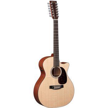 Martin GPC12PA4 Guitarra Electroacústica con Estuche