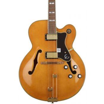 Epiphone Broadway Vintage Natural Guitarra Electrica