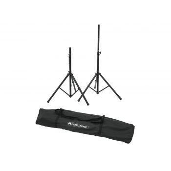 Omnitronic Speaker Stand MOVE MK2 set Soportes de Altavoz Pareja