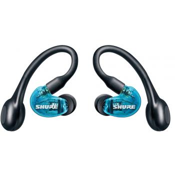 SHURE AONIC 215-BL True Wireless Auriculares In-Ear Inalámbricos por Bluetooth