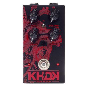 KHDK Dark Blood Pedal Distorsion Para Guitarra