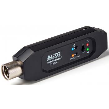 Alto Bluetooth Total 2 Receptor Inalámbrico de Audio Bluetooth con XLR