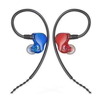 FIIO FA1 Azul Rojo Auriculares In-Ear