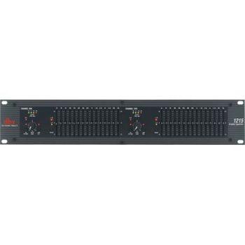 DBX 1215 Ecualizador Gráfico 15 Bandas 2U Rack 19
