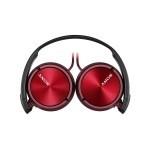 SONY MDR-ZX310 R Rojo  Auricular Plegable