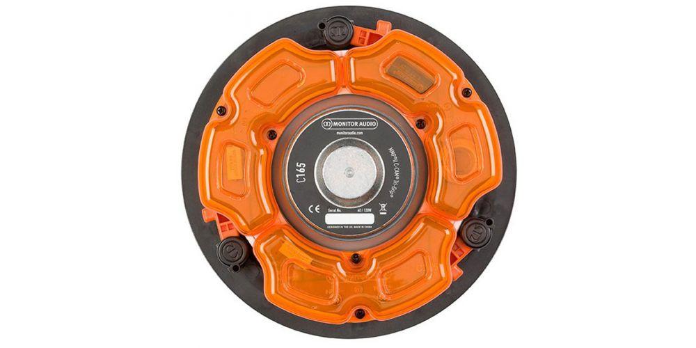 Monitor audio c165 altavoz empotrar techo conexiones