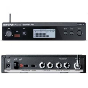 SHURE P3TR112GR Sistema de Monitoraje
