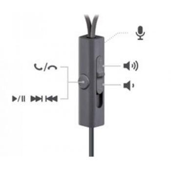 YAMAHA EPH-R22 BK Auriculares Internos