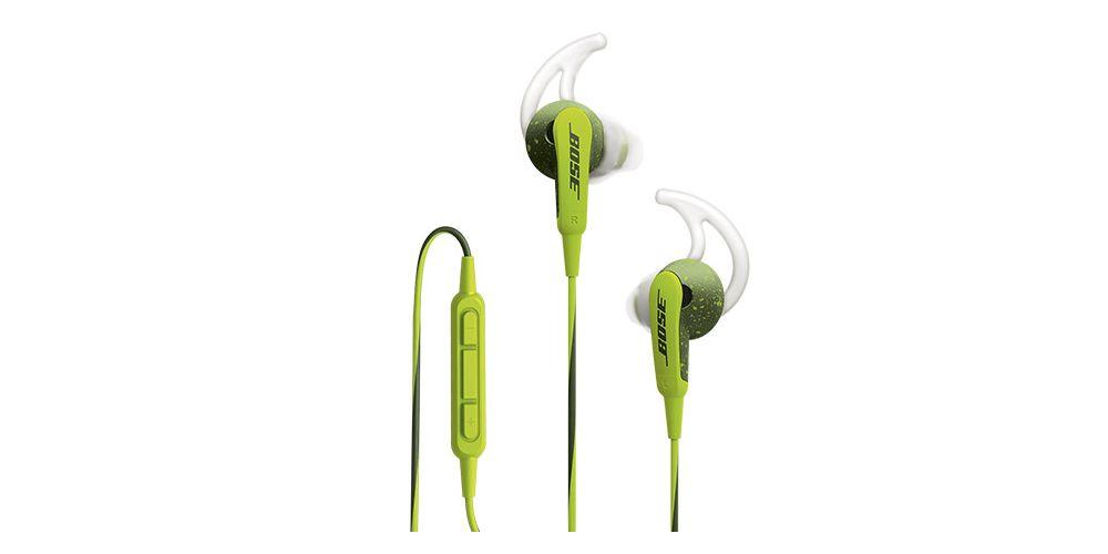 Bose Soundsport IE MFI Auriculares para Deporte Verde