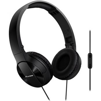 PIONEER SE-MJ503T-K  Auriculares Microfono Negros