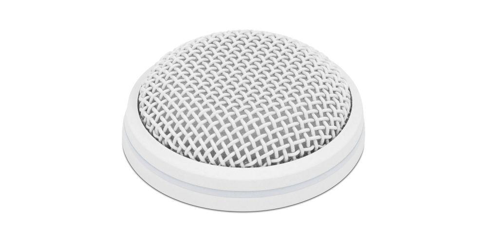 Sennheiser MEB 102 L-W Microfono Superficie Blanco con Luz