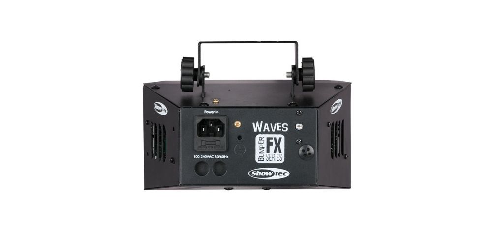 showtec bumper waves led back
