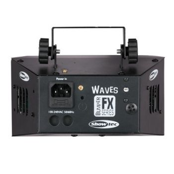 Showtec Bumper Waves Led con Mando a Distancia 30870
