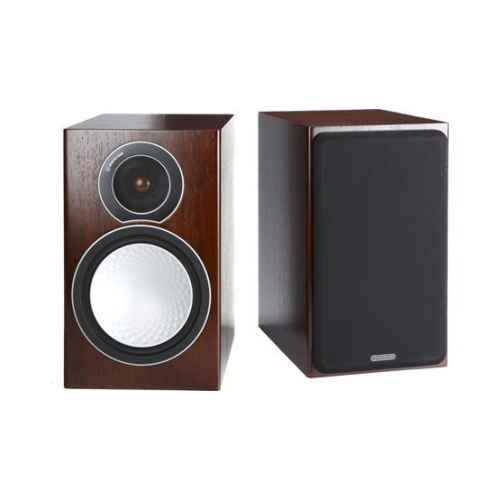 monitor audio silver2 walnut