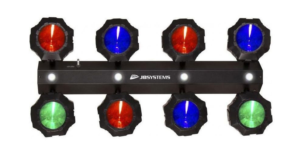 comprar party beams sistema iluminacion dj