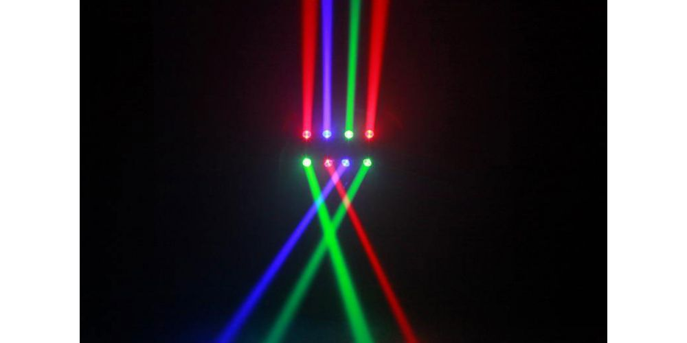 oferta party beams sistema iluminacion dj