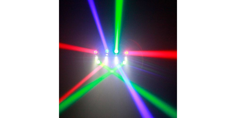 party beams sistema iluminacion dj
