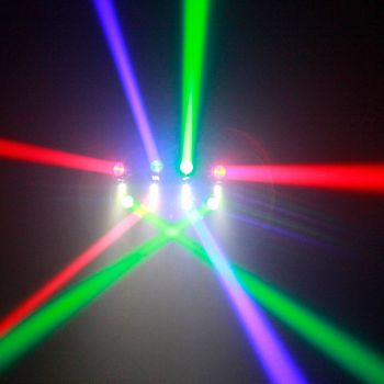 JBSYSTEMS PARTY BEAMS SISTEMA ILUMINACION DJ